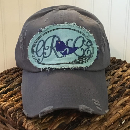 Team Grace Hat (Blue)