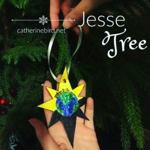 Jesse Tree - catherinebird.net