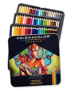 Prismacolor 3599TN Premier Colored Pencils