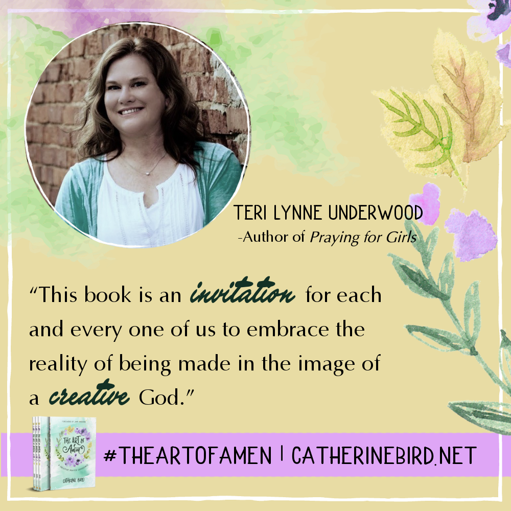 This book is an invitation for each and every one of us... - Teri Lynne Underwood #theartofamen