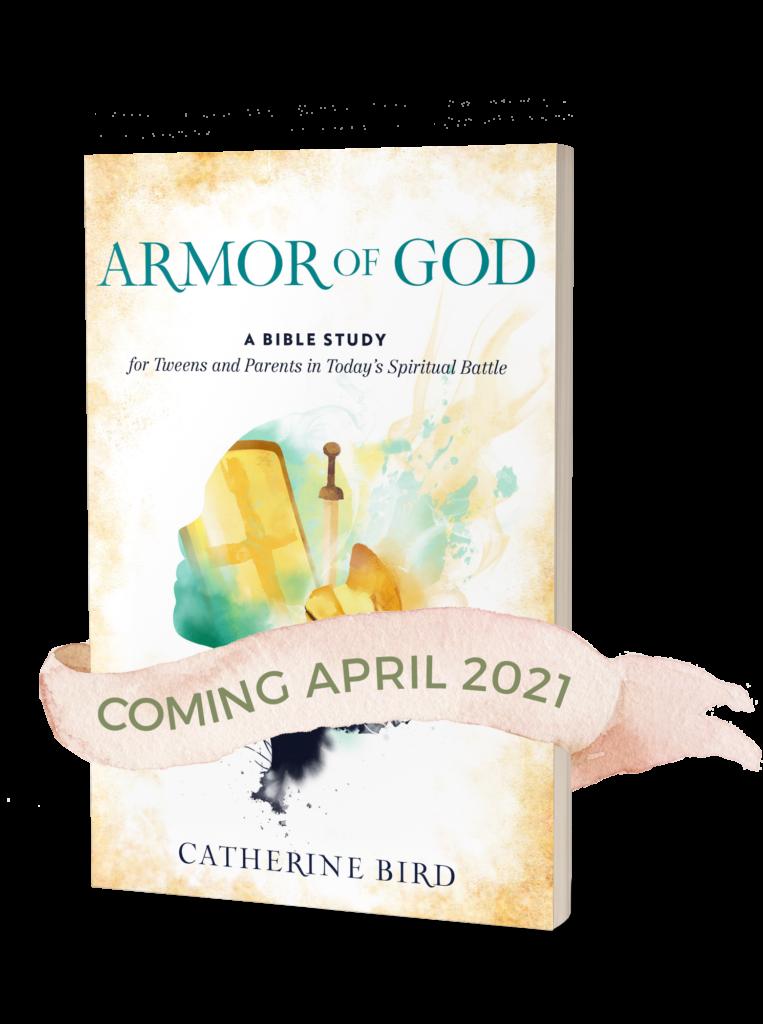 Catherine Bird: Armor of God
