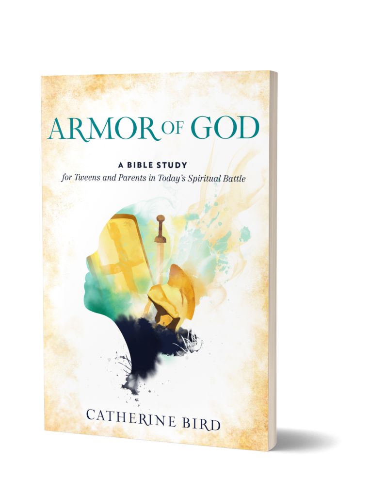 Catherine Bird: Armor of God