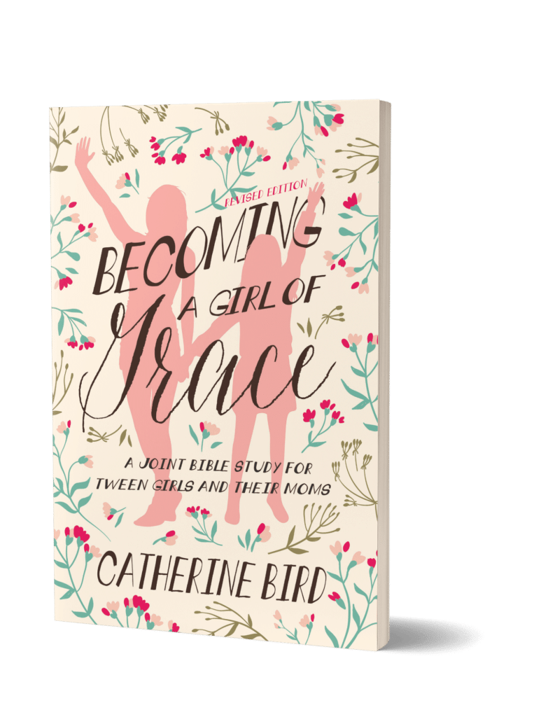 Catherine Bird: Becoming a Girl of Grace