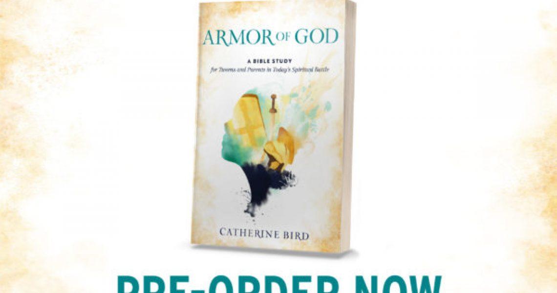 Pre-Order Armor of God Bible Study for Tweens